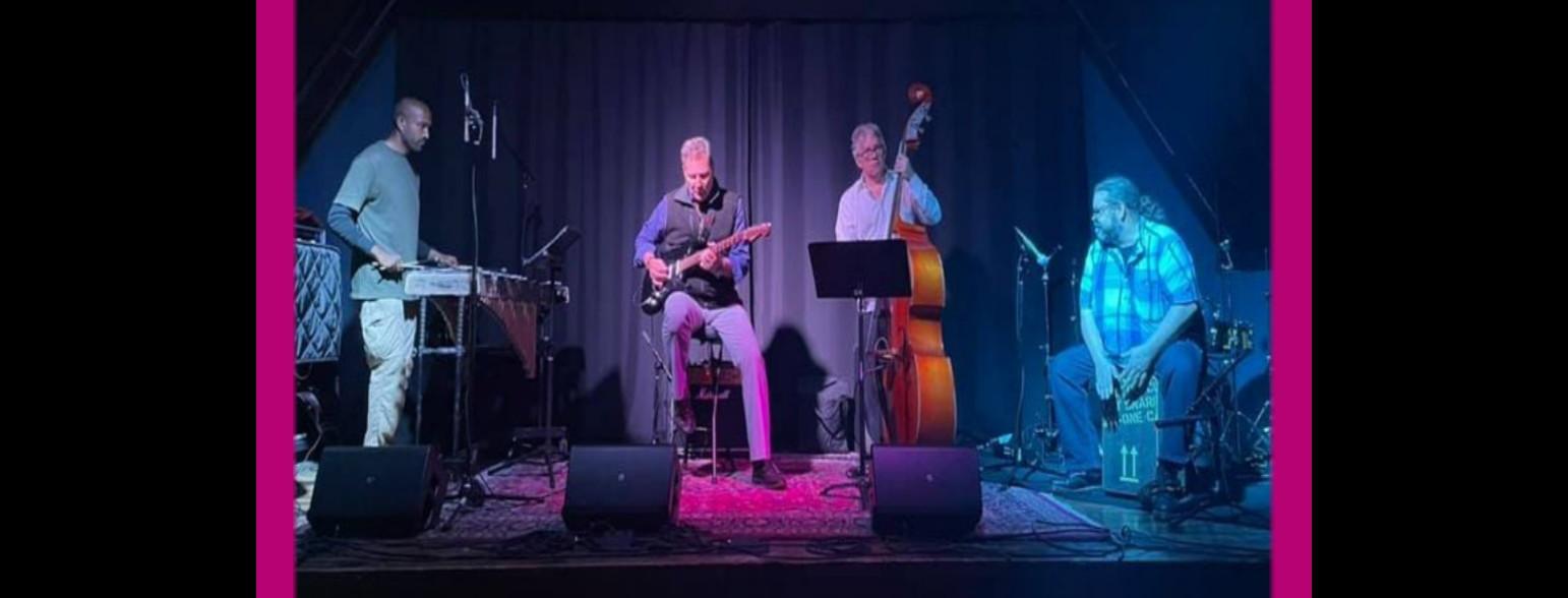 Paul Abella Trio +1
